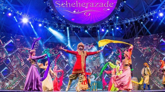 Global Village Scheherazade