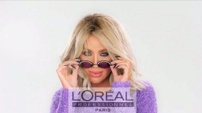 Maya Diab - L'Oréal Professionnel