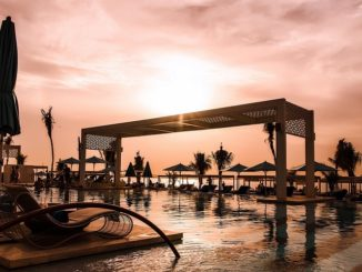 Drift Beach Dubai - Sunset Lounge