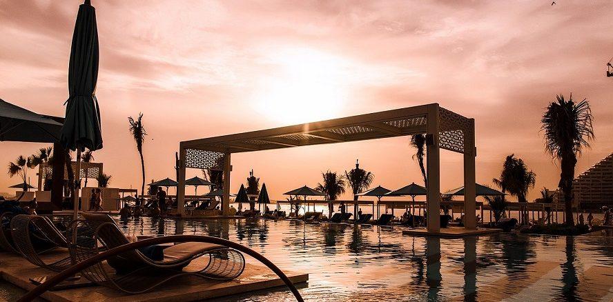 Drift Beach Dubai - Sunset Lounge