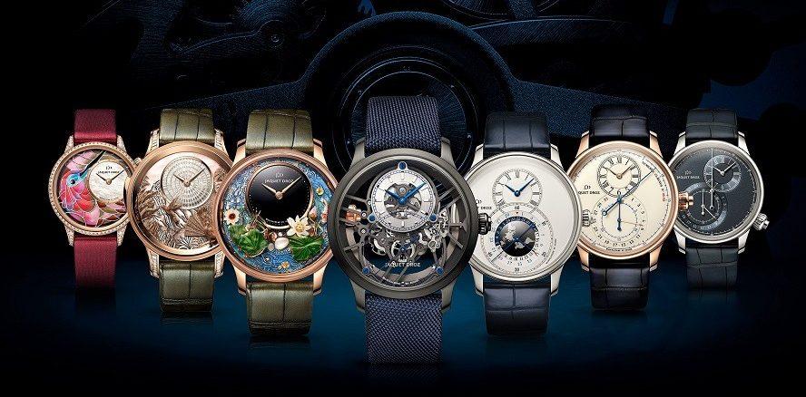 Jaquet Droz 2019 Timepieces