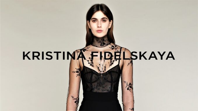 kristina fidelskaya collection 2020 2021