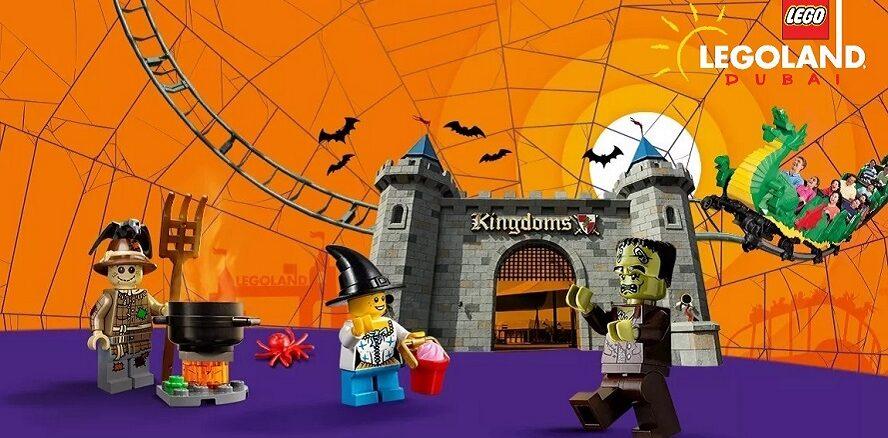 Legoland Dubai Halloween Spooktacular