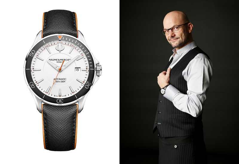 Baume & Mercier - Alexander Peraldi - Clifton Watches (02)