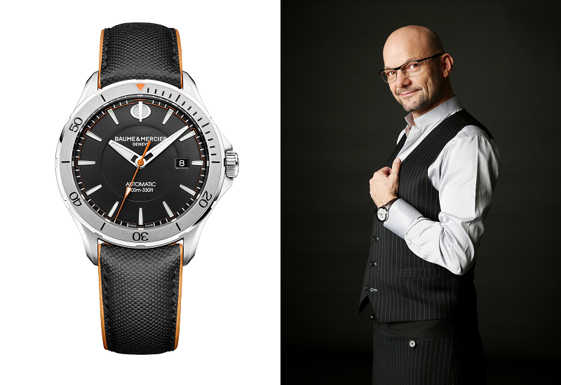 Baume & Mercier - Alexander Peraldi - Clifton Watches (03)