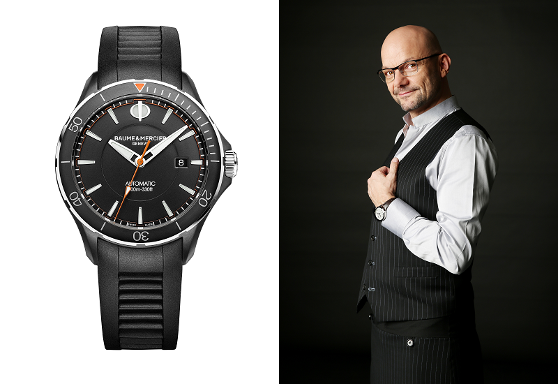Baume & Mercier - Alexander Peraldi - Clifton Watches (04)