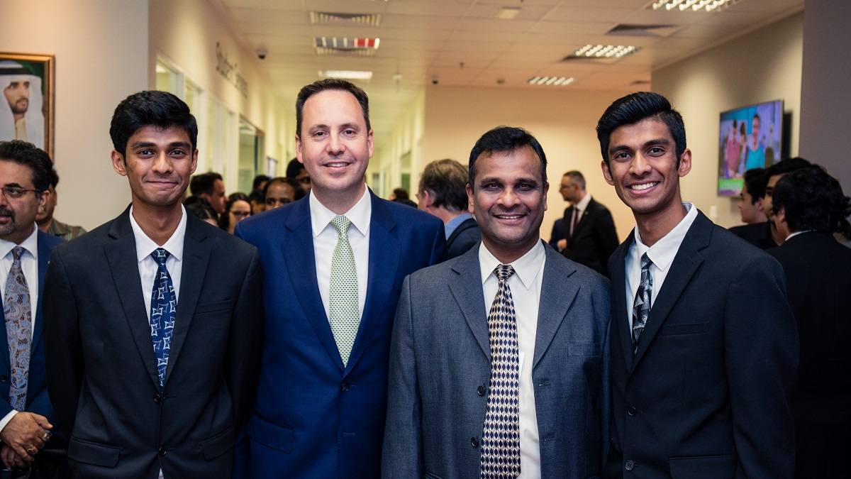 Curtin University Dubai Launches Academic Program (03)
