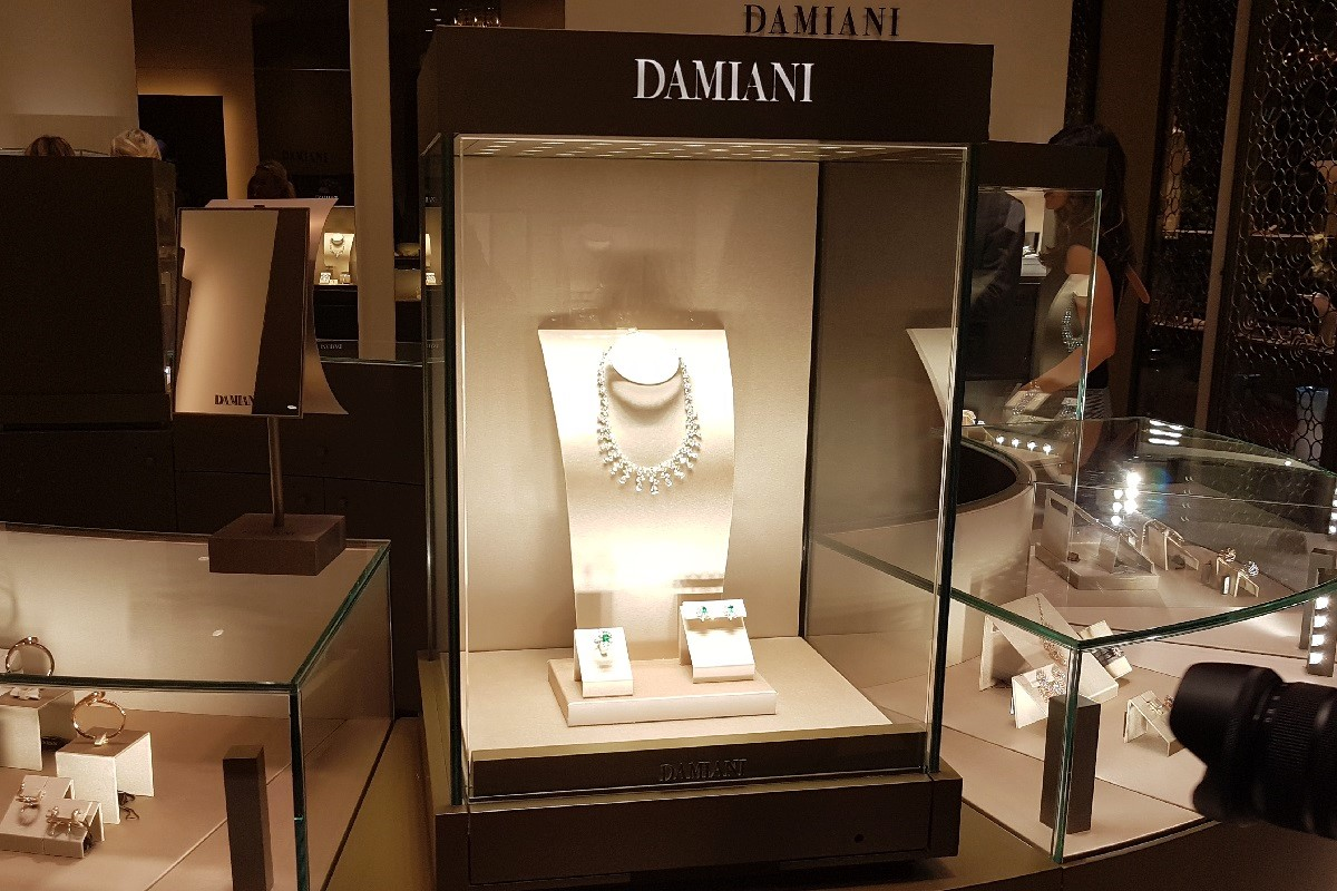 Damiani Boutique - Dubai Mall (03)