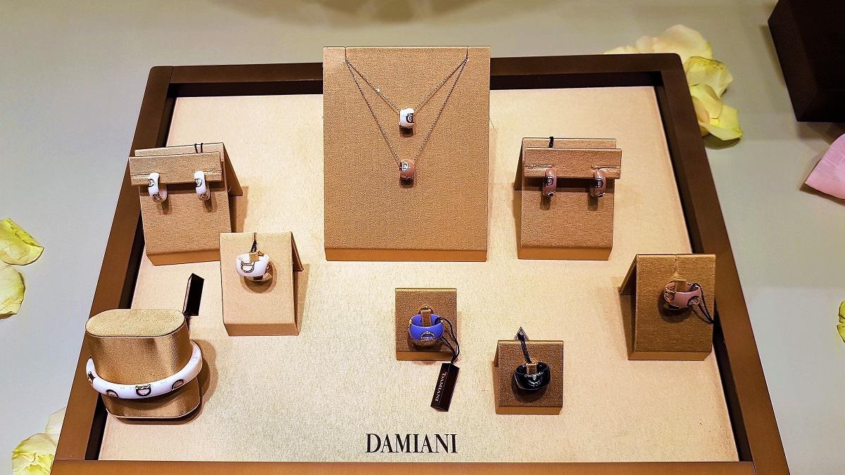 Damiani - D.Icon Rosa Confetto Ring (05)