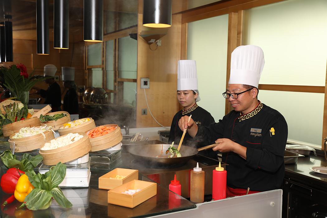 Farriers Friday Roast - The Meydan Hotel 04