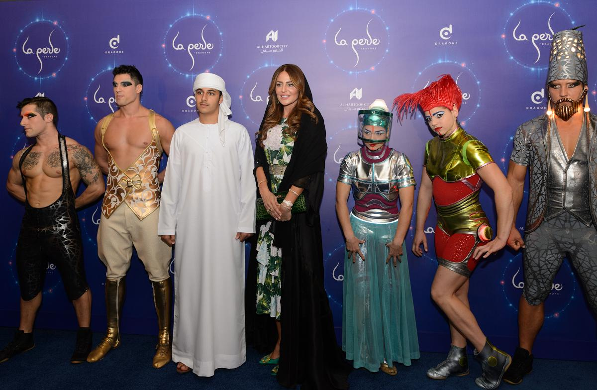 La Perle - World Premiere - Hikmat Al Kaytoob with Performing Artists