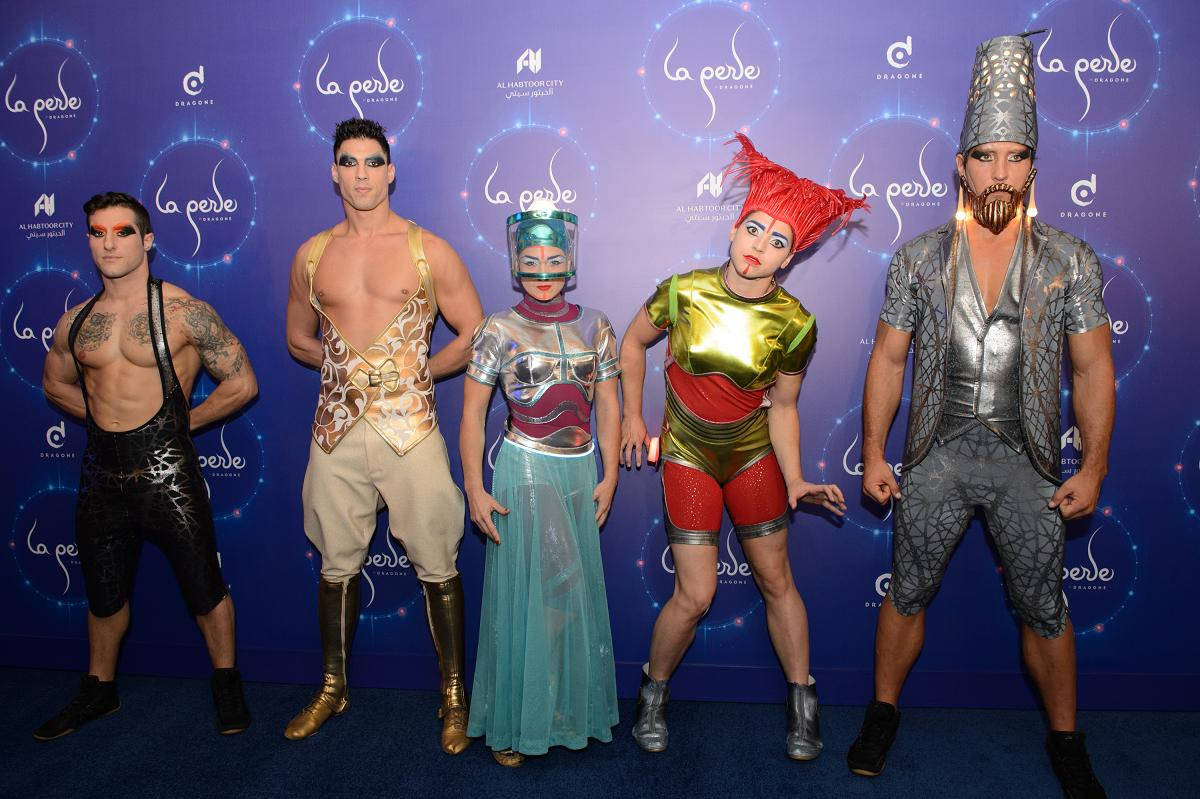 La Perle - World Premiere - Performing Artists