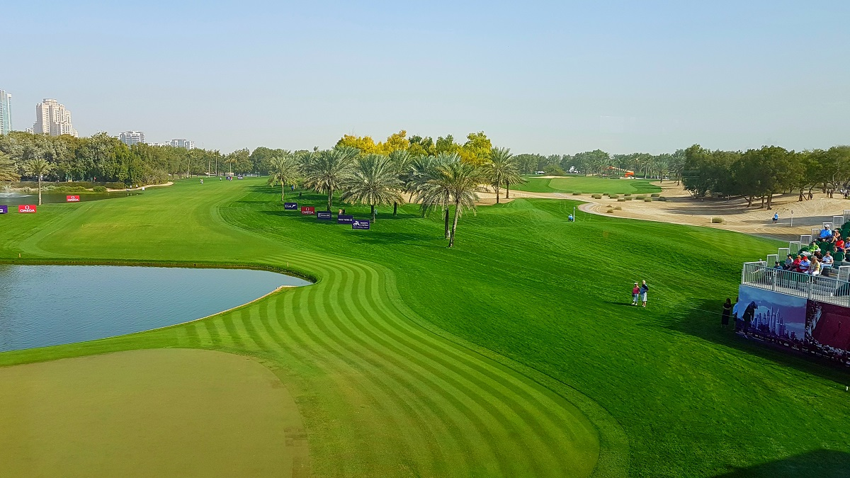 Omega Dubai Desert Classic - Emirates Golf Club (01)