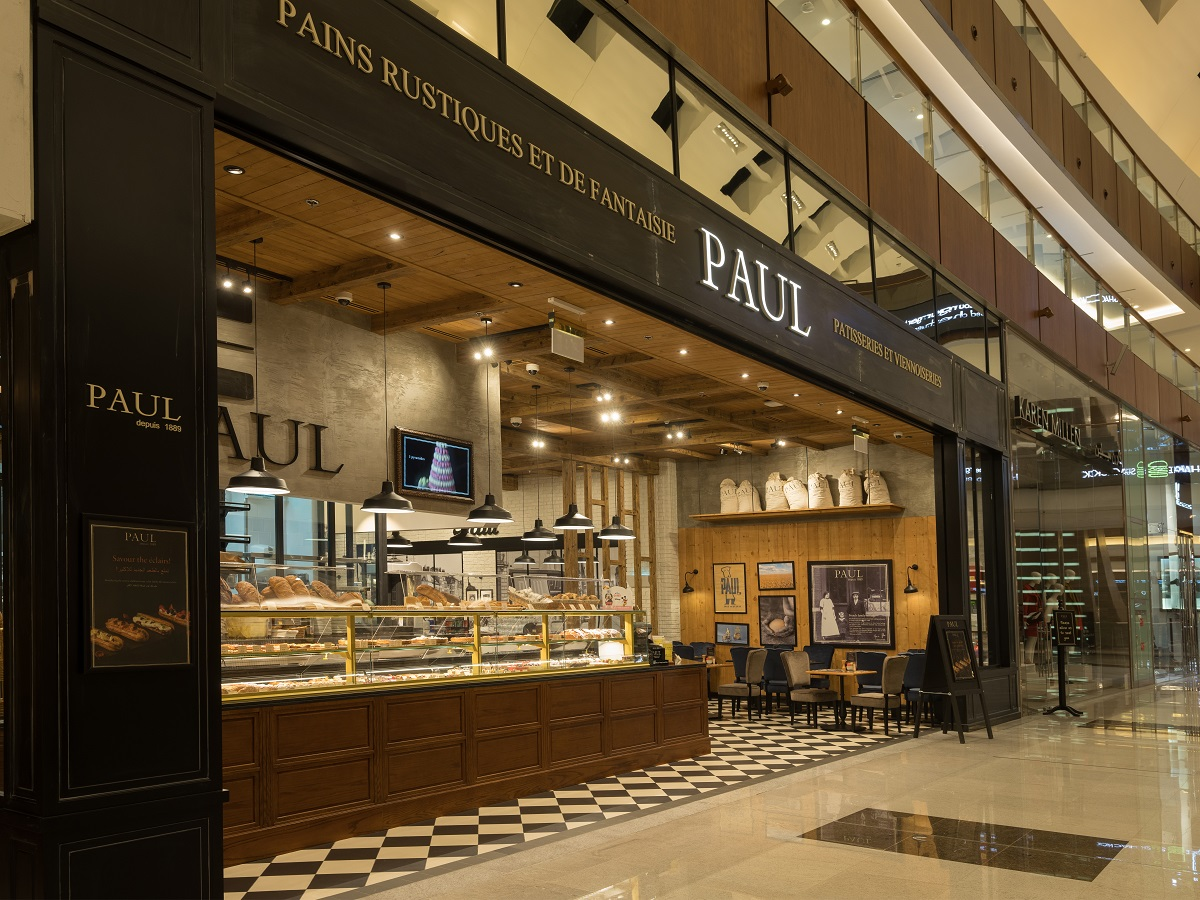 Paul Bakery & Restaurant - The Dubai Mall (H01)