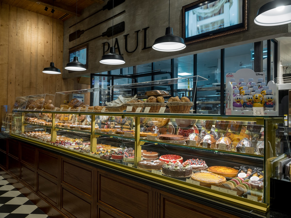Paul Bakery & Restaurant - The Dubai Mall (H02)