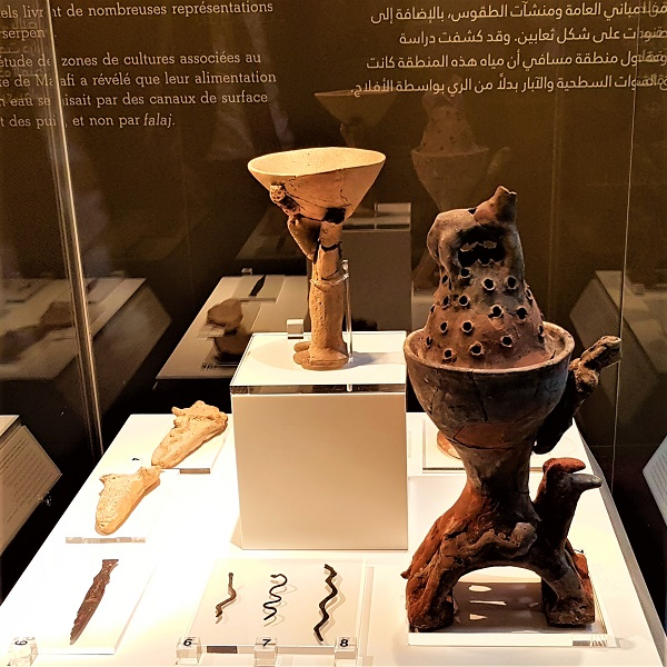 UAE Archaeological Museum - Exhibition (01)