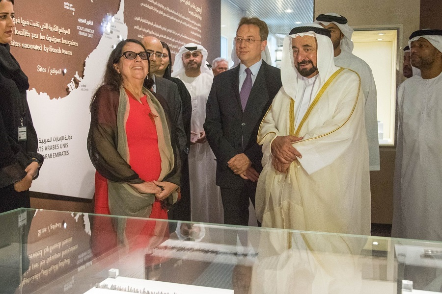 UAE Archaeological Exhibition - Inauguration Ceremony (4)